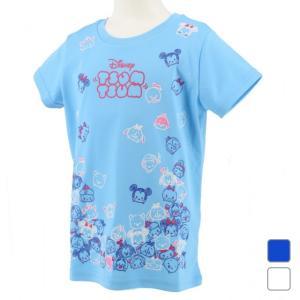 ディズニー ジュニア(キッズ・子供) Tシャツ 半袖機能Tシャツ (DN-9C42309TMG) D...