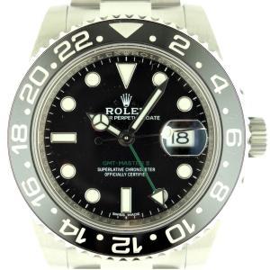 ロレックス ROLEX GMTマスターII | 116710...