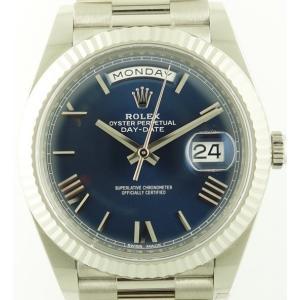 ロレックス オイスターパーペチュアル デイデイト40 メンズ 腕時計