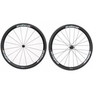 edco AeroSport Umbrial Light カーボンチューブラー 重量:1294g エドコ エアロスポート ウルトラライト 45T ホイールセット|alphacycling