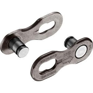 シマノ SM-CN900-11 HG-X 11Sチェーン用クイックリンク セミバルクパック 50個入り|alphacycling