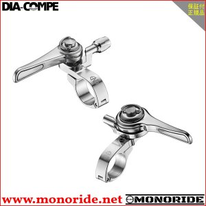 DIA-COMPE ENE 11S THUMB SHIFTER 11速用サムシフター 左右セット 26mmハンドルバー対応(23.8/22.2mm用スリーブ付き) ダイアコンペ|alphacycling