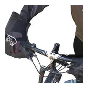 BAR MITTS FLAT MITTS バーミッツ フラットミッツ 防寒風除 フラットハンドル用|alphacycling