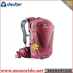 deuter COMPACT EXP 10 SL ドイター コンパクト カーディナル/マロン(レッド) WOMEN'S FIT 女性向け|alphacycling