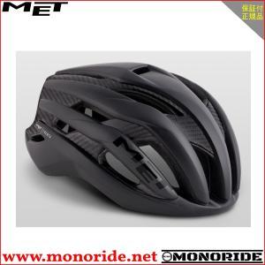 MET TRENTA 3K CARBON トレンタ 3Kカーボン ブラック サイズ(M/L) メット|alphacycling