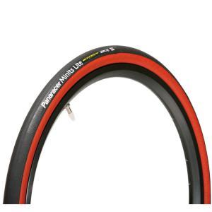 パナレーサー ミニッツライト 20インチ小径車用タイヤ 20×1.25 32mm 406サイズ ブラック/レッド  Panaracer Minits Lite|alphacycling