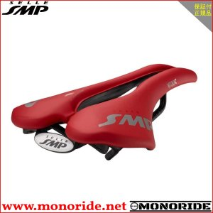 SELLE SMP VT30C 100%Handmade in ITALY エスエムピ― レッド|alphacycling