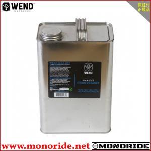 WEND ウェンド WAX-OFF チェーンクリーナー ワックスオフ ガロン缶(128oz 約3785ml)|alphacycling
