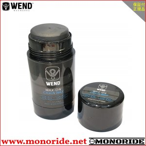 WEND ウェンド WAX-ON ワックスオン チェーン用 2.5oz  カラー:ブラック|alphacycling