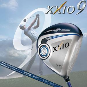 ダンロップ XXIO 9 / ゼクシオ ナイン ドライバー (ゼクシオ MP900 カーボンシャフト) DUNLOP 日本正規品 / ゼクシオ9 XXIO9|alphagolf