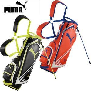 日本仕様 PUMA プーマ ゴルフ CB2.0 ST 14 キャディバッグ 867331 alphagolf