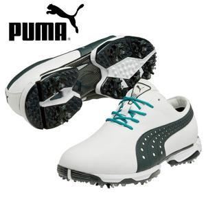 日本正規品 プーマ PUMA 187274 Neo Lux ゴルフ シューズ 2014年モデル alphagolf