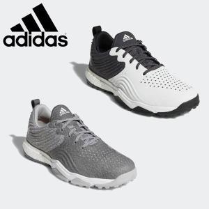 アディダス ゴルフシューズ メンズ スパイクレス  アディパワー フォージド S (幅:M) / adidas adipower 4orged s / 軽量の画像