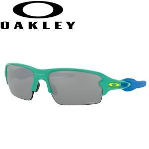オークリー フラック2.0 プリズム ブラック サングラス OO9271-3461 アジアンフィット USAモデル OAKLEY PRIZM BLACK FLAK2.0 / セレステ|alphagolf