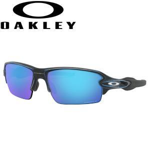 オークリー フラック2.0 プリズム サファイア 偏光レンズ サングラス OO9271-3661 アジアンフィット USAモデル OAKLEY PRIZM SAPPHIRE POLARIZED FLAK2.0 / レー|alphagolf