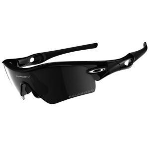 USAモデル オークリー レーダーパス 偏光レンズ サングラス 09-674 / USフィット (OAKLEY POLARIZED RADAR PATH) ブラックイリジウム ポラライズド レンズ