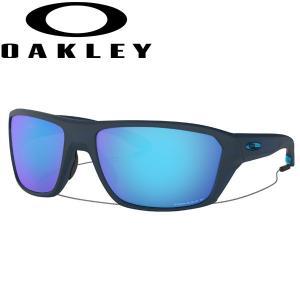 オークリー プリズム サファイア 偏光レンズ スプリットショット サングラス OO9416-0464 USモデル スタンダードフィット OAKLEY PRIZM SAPPHIRE POLARIZED SPLI|alphagolf
