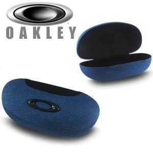 オークリー サングラス用 ハード ケース カラー: ブルー 102-507-001 / OAKLEY ELLIPSE O SUNGLASS CASE|alphagolf