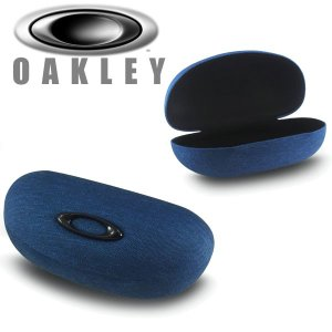 オークリー サングラス用 ハード ケース カラー: ブルー 102-509-001 / OAKLEY ELLIPSE O SUNGLASS CASE|alphagolf