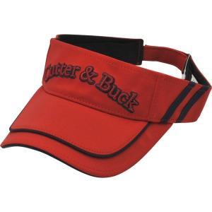 カッター&バック CUTTER & BUCK ゴルフ メンズ 帽子  CGBMJC05 RD00 レッド 18fwct alphagolf