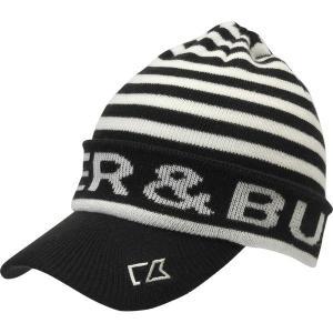 カッター&バック CUTTER & BUCK ゴルフ メンズ 帽子  CGBMJC11 BK00 ブラック 18fwct alphagolf