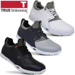 トゥルーリンクスウェア (True Linkswear) スパイクレス ゴルフ シューズ トゥルーオリジナル TEMS OG / True Original 日本正規品 alphagolf