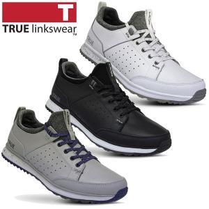 トゥルーリンクスウェア (True Linkswear) スパイクレス ゴルフ シューズ トゥルーアウトサイダー TEMS TO / True Outsider 日本正規品 alphagolf