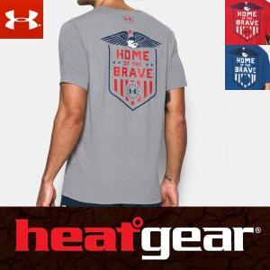 アンダーアーマー ヒートギア メンズ 半袖 Tシャツ ルーズフィット 1291500 / UNDER ARMOUR SHORT SLEEVE T USAモデル|alphagolf