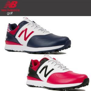 ニューバランス ゴルフ ソフトスパイク メンズ ゴルフシューズ MG574 V2 (CT / SR) / 日本正規品 2019年モデル / New Balance alphagolf