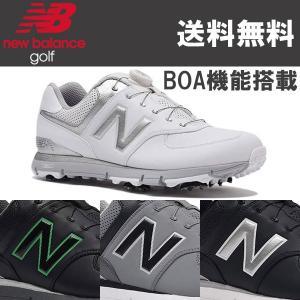 ニューバランス ゴルフ スパイク シューズ MGB574 / 日本正規品 / 2017年モデル (BOA機能搭載モデル) alphagolf