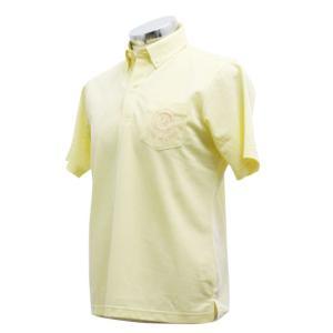 マンシング Munsing 半袖ポロシャツ XSG1683 イエロー/Y938 父の日 Munsing Wear 春夏|alphagolf