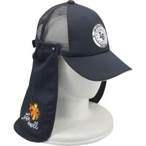 ルコックゴルフ le coq sportif ゴルフ  レディス 帽子 / キャップ  QGCLJC03W NV00  18ssct alphagolf