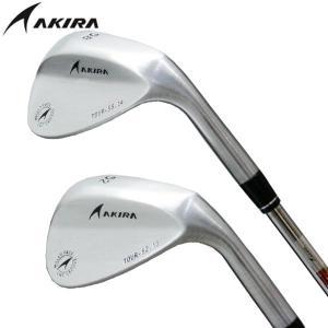 アキラ AKIRA H1 ツアーウェッジ 銅下 仕上げ 2本組み Dynamic Gold S200 シャフト alphagolf