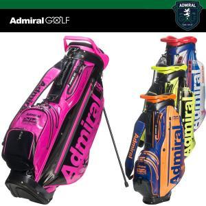アドミラル ゴルフ スタンド キャディ バッグ 9.0型 4...