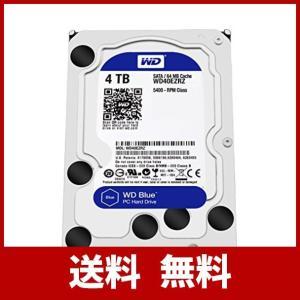 【国内代理店品】WD 内蔵HDD Blue 3.5 4TB SATA(6Gb/s) 64MB 5,4...