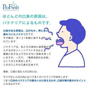 マウスウォッシュ プロフレッシュ 公式  正規輸入品 オーラルリンス 500ml  洗口液 口臭予防 ProFresh ClO2|alphanet|03