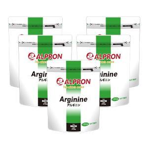 サプリ サプリメント アルギニン 100g × 5個セット アルプロン アミノ酸 筋トレ スポーツ トレーニング|alpron