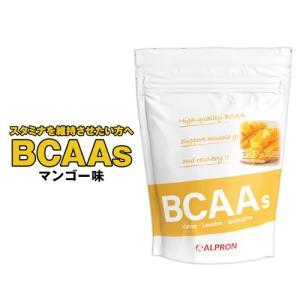 サプリ サプリメント BCAA 1kg アルプロン マンゴー風味 アミノ酸 筋トレ スポーツ トレーニング 国産 約71食|alpron