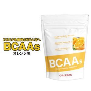 サプリ サプリメント BCAA 1kg アルプロン オレンジ風味 アミノ酸 筋トレ スポーツ トレーニング 国産 約71食|alpron