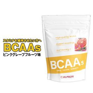 サプリ サプリメント BCAA 1kg アルプロン ピンクグレープフルーツ風味 アミノ酸 筋トレ スポーツ トレーニング 国産 約71食|alpron