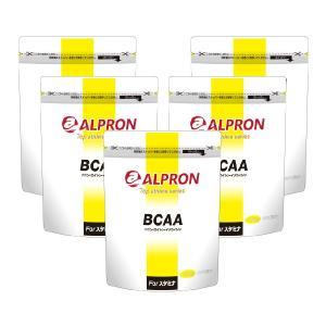 サプリ サプリメント BCAA 100g × 5個セット アルプロン アミノ酸 筋トレ スポーツ トレーニング|alpron