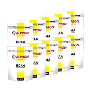 サプリ サプリメント BCAA 100g × 10個セット アルプロン アミノ酸 筋トレ スポーツ トレーニング|alpron