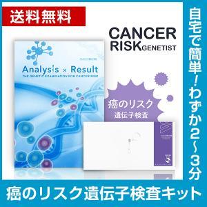 遺伝子検査 キット 癌のリスク 肺がん 胃がん 大腸がん 白血病 遺伝子 簡単 1人用 遺伝子 アル...