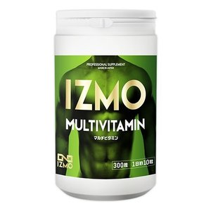 IZMO -イズモ- マルチビタミン 300粒(約30食分)|alpron
