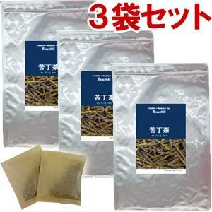 苦丁茶 3袋セット(30包)【送料無料】|als