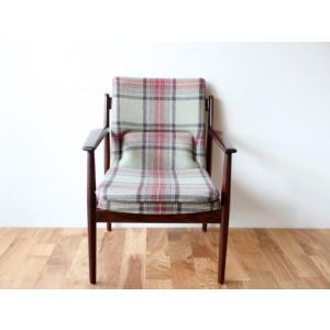 Arm Chair rosewood / Arne Vodder