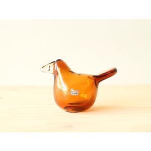 Sieppo dark brown / Oiva Toikka / Arabia デザイナー :Oi...