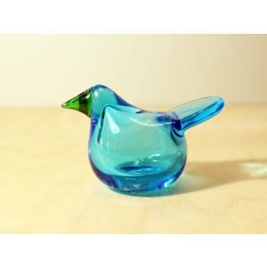 Sieppo light blue x green / Oiva Toikka / Arabia デ...