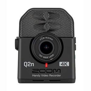 ZOOM ズーム ハイレゾ音質 ハンディビデオレコーダー フルHD 4倍鮮明な映像を記録 4K画質 ...