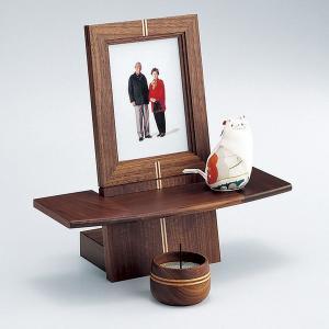 供養壇 シンシア 幅30cm 高さ29.5cm 天然木 クラフト 職人 日本製 写真立て 仏壇 ペット仏壇 手元供養 送料無料 ALTAR セール|altar